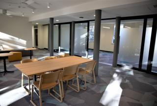 Level 2 meeting space - Coombs building